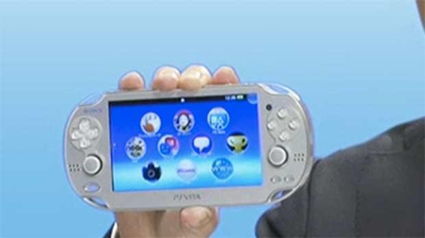 Silver PS Vita
