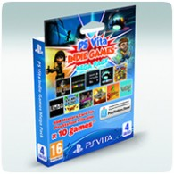 PS Vita Indie Games Pack