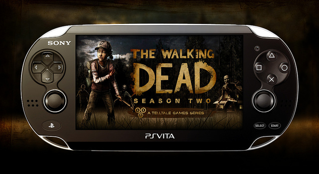 Walking Dead Season 2 PS Vita